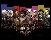 BlackSun for Kakao