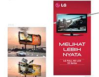 LG 53 Series 'Melihat Lebih Nyata'