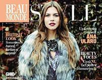 Ana Ularu for Beau Monde Style 2013