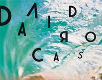David Carson Event Poster