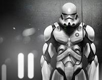 Storm Trooper Redesign