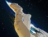 Gravity Movie Poster Fan Art