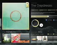Pandora Radio App Redesign