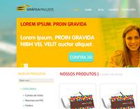E-commerce   Gráfica Paulista