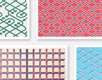 Street Grids Based Patterns
