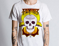 Fly 53 T-shirt Designs