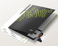 AXS ICT rebranding and Corporate Identity