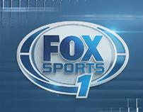 Fox Sports One Launch - Loyalkaspar