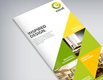 Coral Logo & Brochure