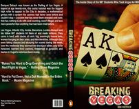 Breaking Vegas Book Cover Redesign