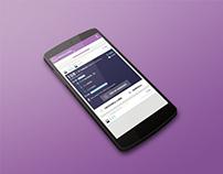 jakdojade.pl mobile app concept