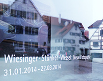 EXHIBITION: Wiesinger-Stünkel-Wessel: Neue Fotografie