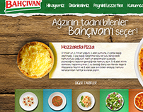 Bahçıvan Website