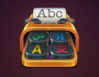 Translation Mac OSX Icon