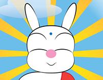 Buddha Bunnys of Enlightenment