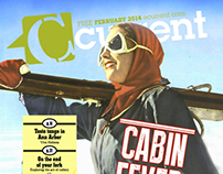 Current Magazine Cabin Fever