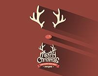 Minimal Christmas Backgrounds // PART I