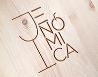 Enómica - Logo design