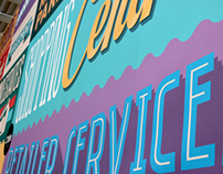 CWM Exhibition Stand 2013