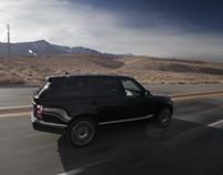 TST - Range Rover Autobiography Long Wheelbase