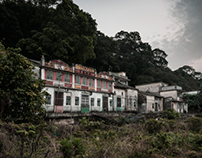 abandoned villages in Hong Kong