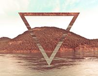 Island v03 | Inverted Triangle Series