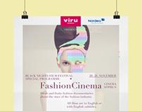 Fashion Cinema identity&illustration
