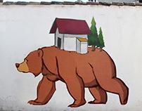 12 DIAS graffiti gif