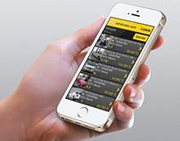 Sahibinden.com user interface redesign