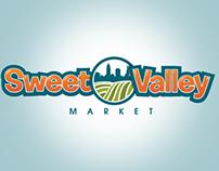 Sweet Valley Market Logo