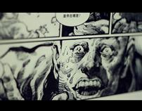 Chinese Comic Art and Last Samurai Exhibitions