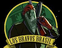 Los Bravos Brasil - Comando GTA V