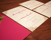 Pink & Dot Wedding Suite