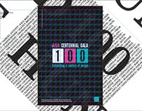 AIGA Centennial Poster