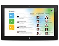 GoldenLine Windows 8 App