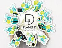 Planet D DesignMart / Detour
