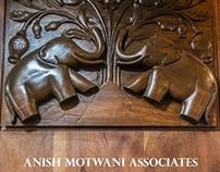 Antic designs by Anish Motwani Associates #interiors