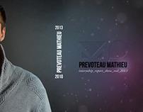 Show reel 2013