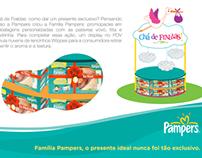 Pampers: Chá de Fraldas