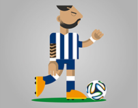 FC PORTO x PAÇOS FERREIRA 2013/14