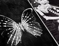 Illustrations - Dark Themes