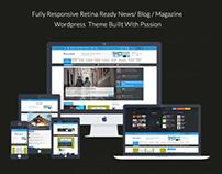 NewsZone   Responsive WordPress News,Magazine,Blog