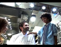 Backstage DIADORA Heritage Kids ft Carlo Cracco F/W '14