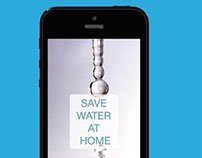 Save water at home