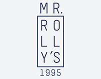 Mr'Rolly's Branding Identity
