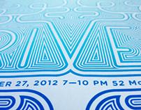Rivet Launch Poster