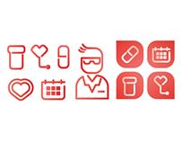 CVS Social Icons