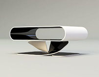 VOX coffee table concept.
