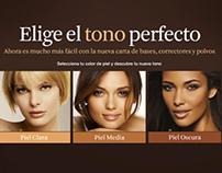 L'Bel: Nueva paleta de colores de maquillaje.