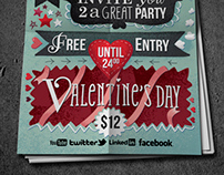 Love Event Poster/Flyer/Card